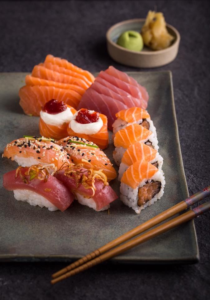 nagarê sushi
