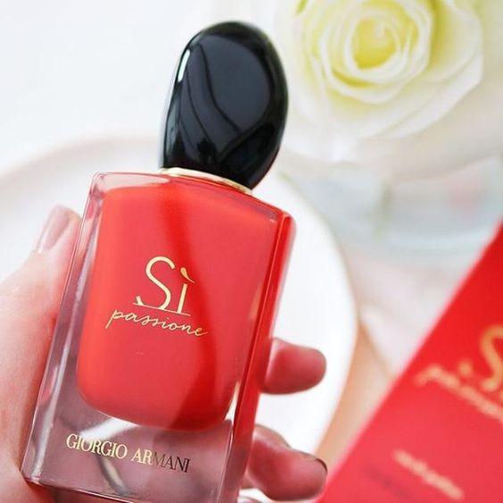 perfumes de inverno